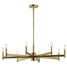 Cade 8-Light Candle-Style Chandelier