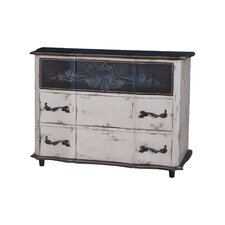 Darice Duchess 3 Drawer Accent Chest by One Allium Way
