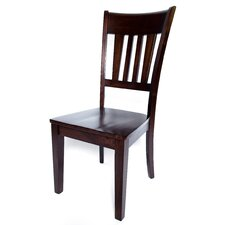 Solid Wood Dining Chair (Set of 2) by AW Furniture