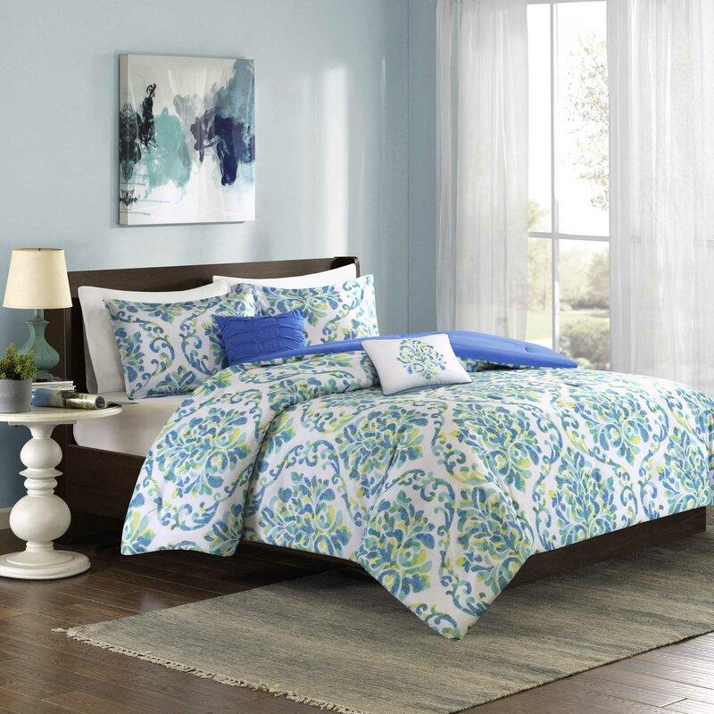 intelligent design ari comforter set & reviews | wayfair