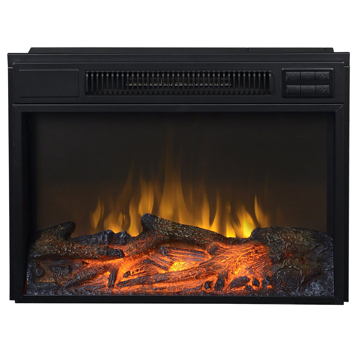 homestar flamelux electric fireplace insert reviews