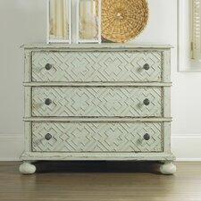 Sunset Point 3 Drawer Dresser by Hooker Furniture