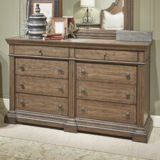 Deverel 8 Drawer Dresser by World Menagerie