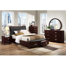 Rushmere Platform Customizable Bedroom Set by Latitude Run