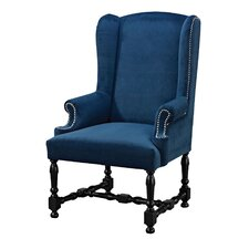 Midland Wing back Chair by Canora Grey