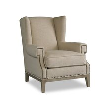 Zahara Wingback Chair by Sam Moore