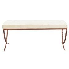 Alcock Upholstered Bedroom Bench by Mercer41