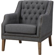 Minetto Armchair by Gracie Oaks