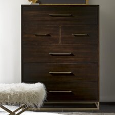 Elston 5 Drawer Chest by Willa Arlo Interiors