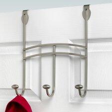 Duchess 3 Hook Wall Mounted Coat Rack by Spectrum Diversified