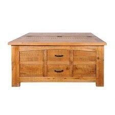 Aden Mango Wood Coffee Table by Bloomsbury Market