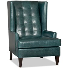 Zadie Wingback Chair by Bradington-Young
