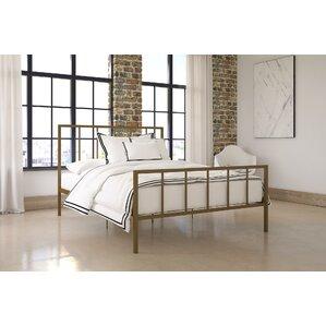 king size platform bed frame | wayfair
