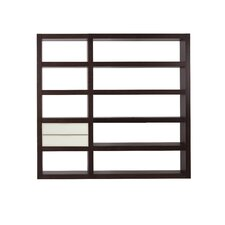 Denso Composition 2010-012 84 Cube Unit Bookcase by Tema