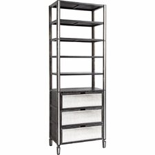 Meadow 91 Bookcase by 17 Stories