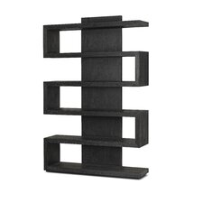 Harrison 71 Accent Shelves Bookcase by Brownstone Furniture
