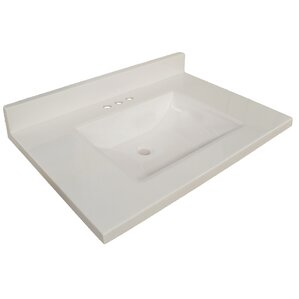 Vanity Tops Youu0027ll Love | Wayfair  Bathroom Vanity Tops