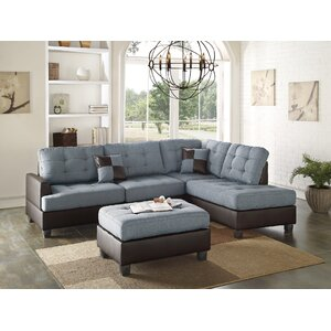 Sectional by Infini Furnishings