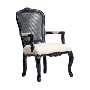 Miller Cane Back Armchair by Astoria Grand