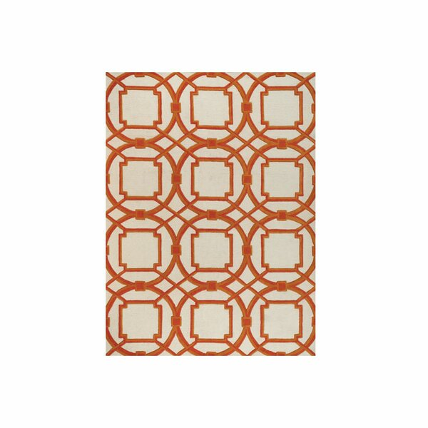 Global Views Arabesque Coral Area Rug U0026 Reviews | Wayfair
