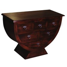 Guano 6 Drawer Dresser by NES Furniture