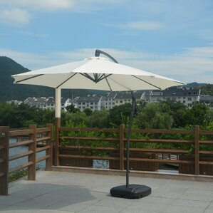 10u0027 Anabel Cantilever Umbrella