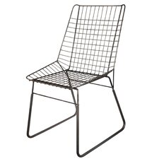 Nashoba Wire Side Chair by Trent Austin Design