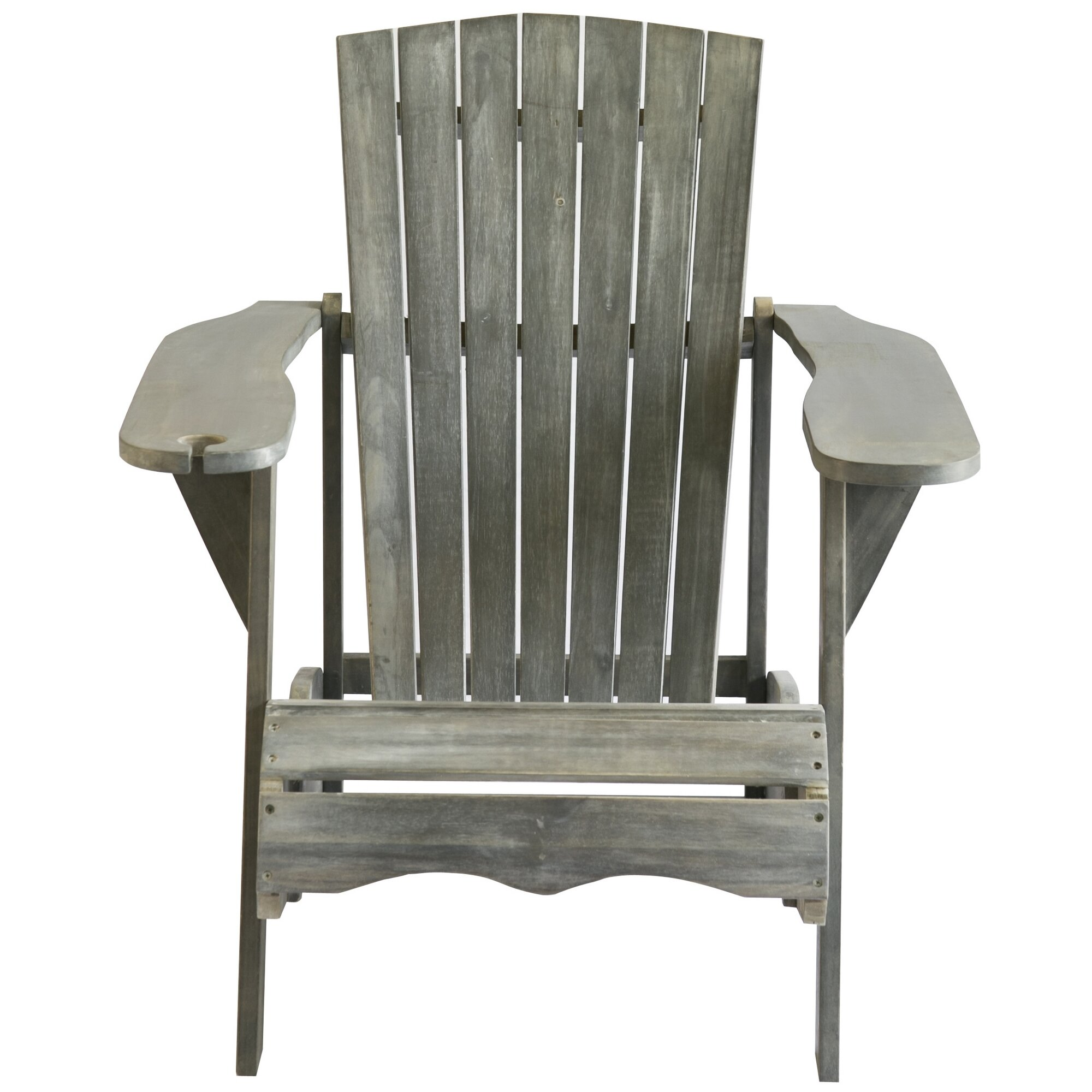 Beachcrest Home South Patrick Shores Wood Adirondack Chair