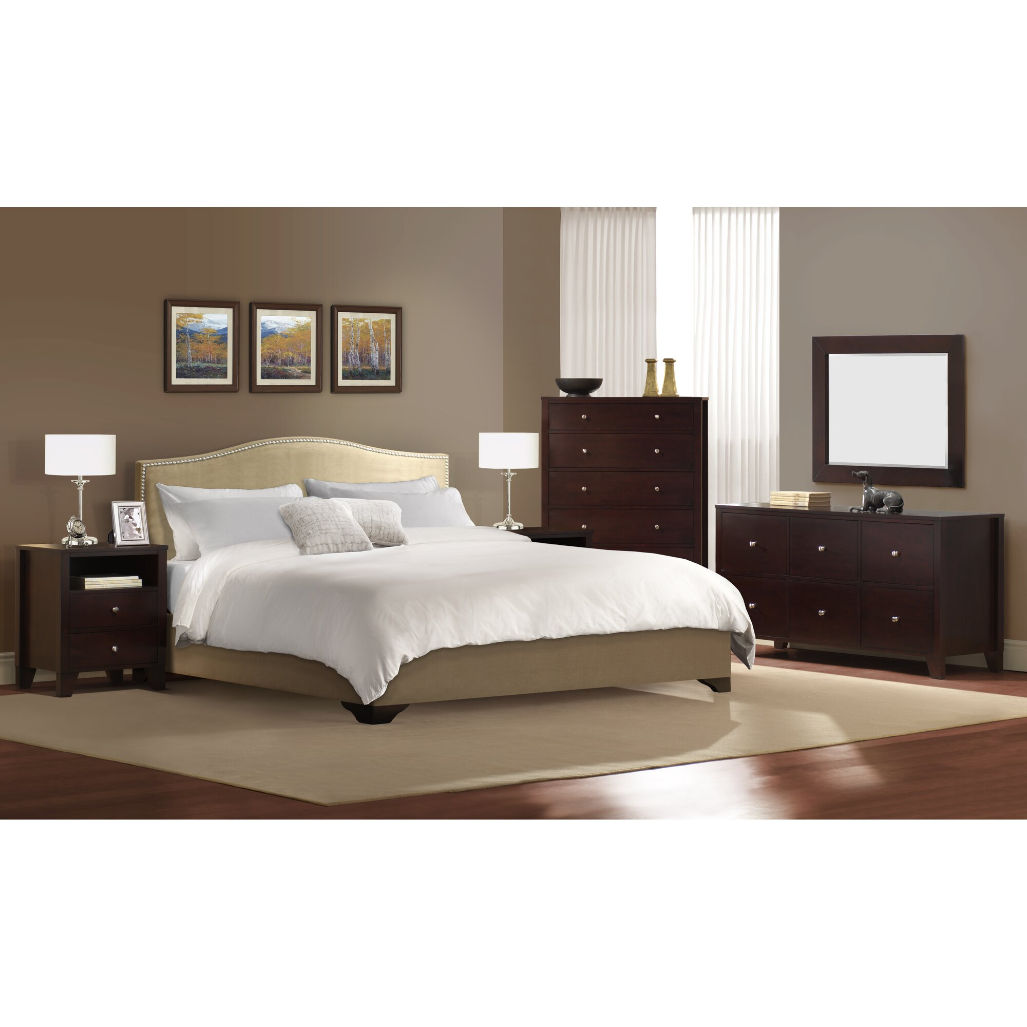 4 Piece Bedroom Set. Great 4 Piece Bedroom Set With 4 Piece ...