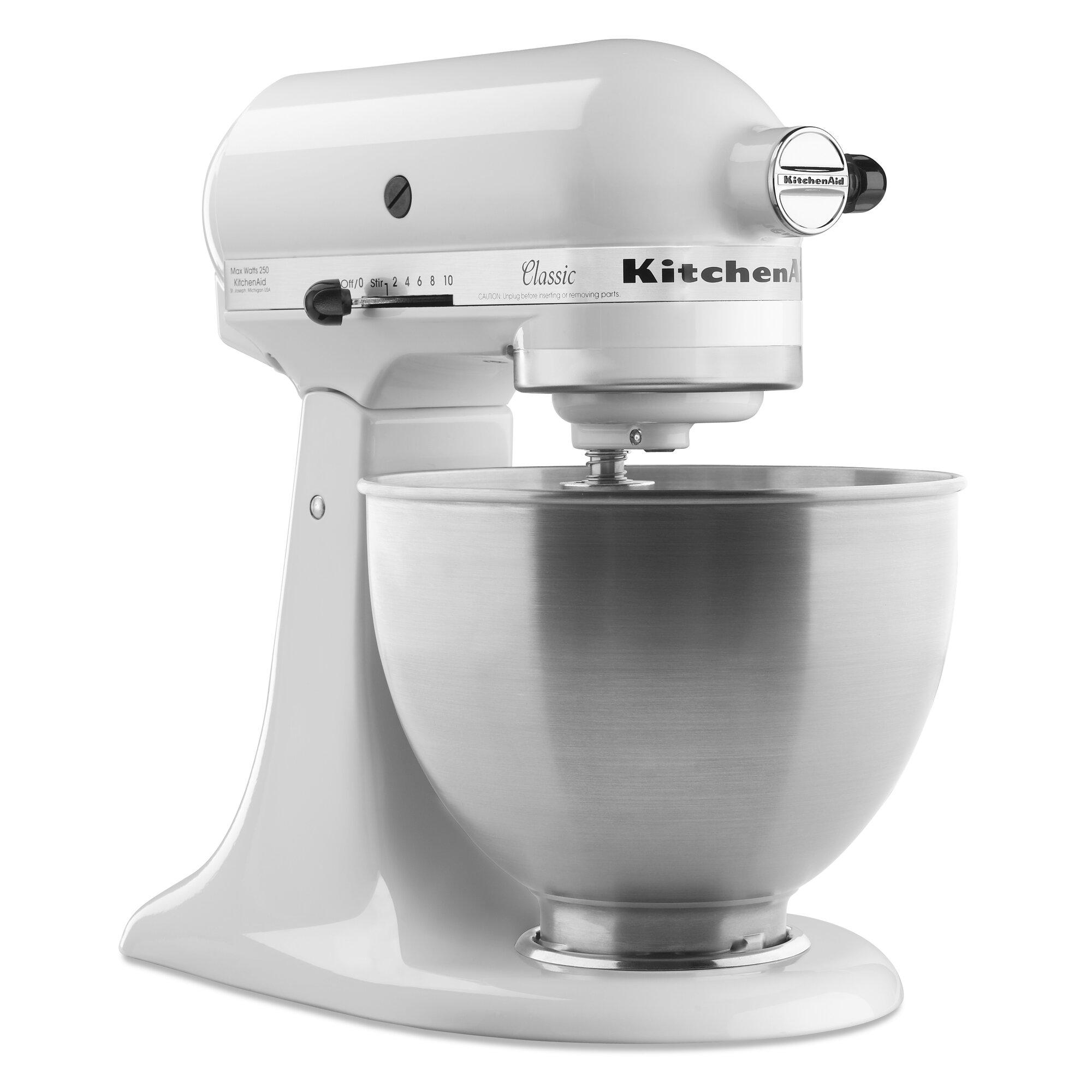 kitchenaid 4 5 qt mixer. beautiful kitchenaid stand mixer k45sswh series 4 5 qt e for idea o