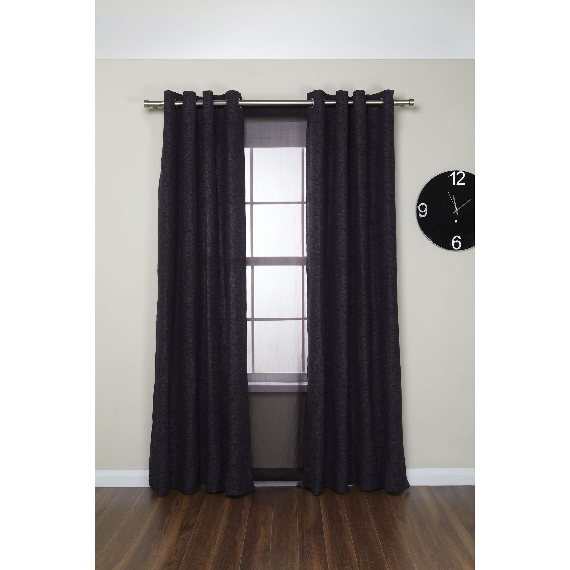 cappa solutions double curtain rod and hardware set reviews