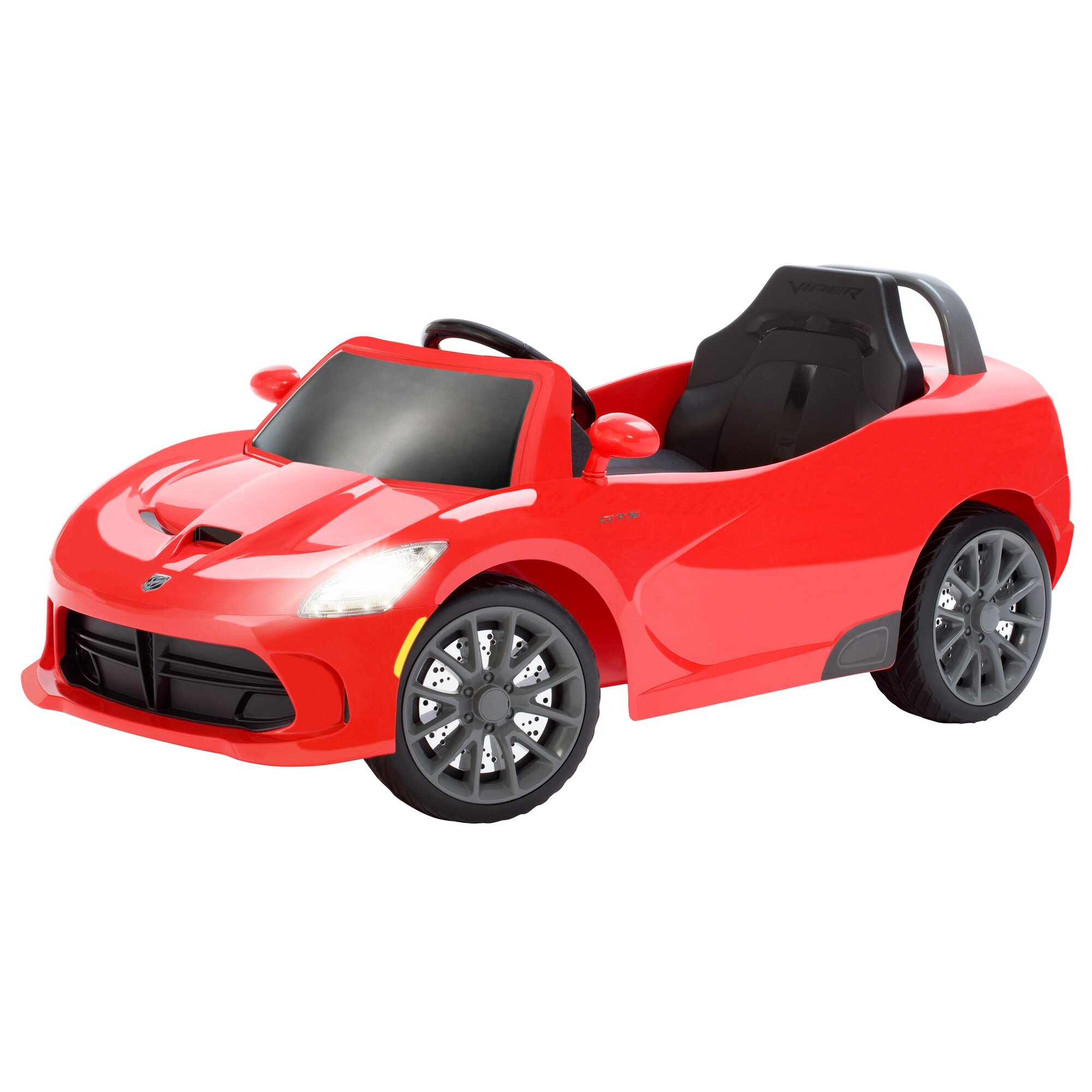 dodge viper srt 6v battery powered car