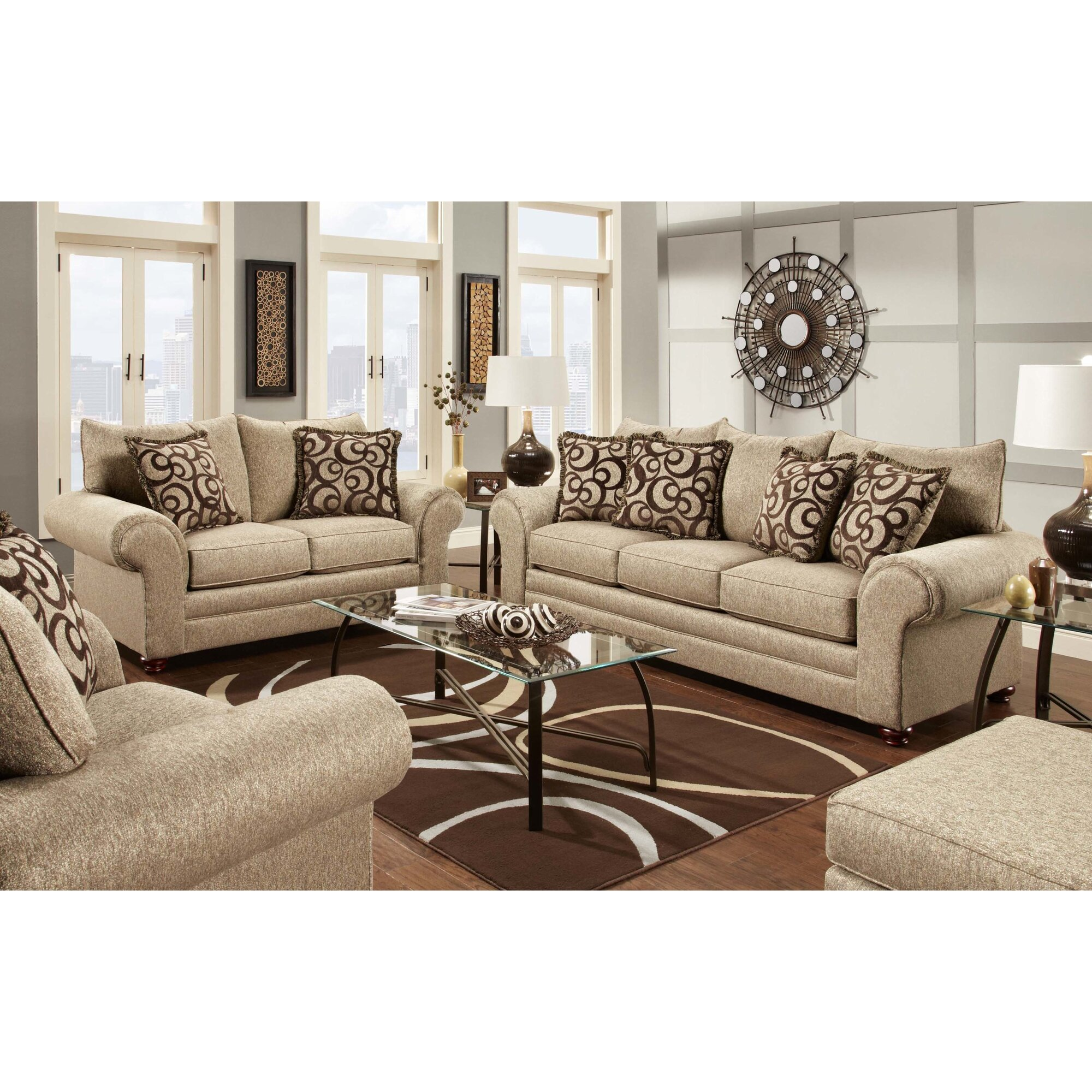 Astrid Living Room Collection