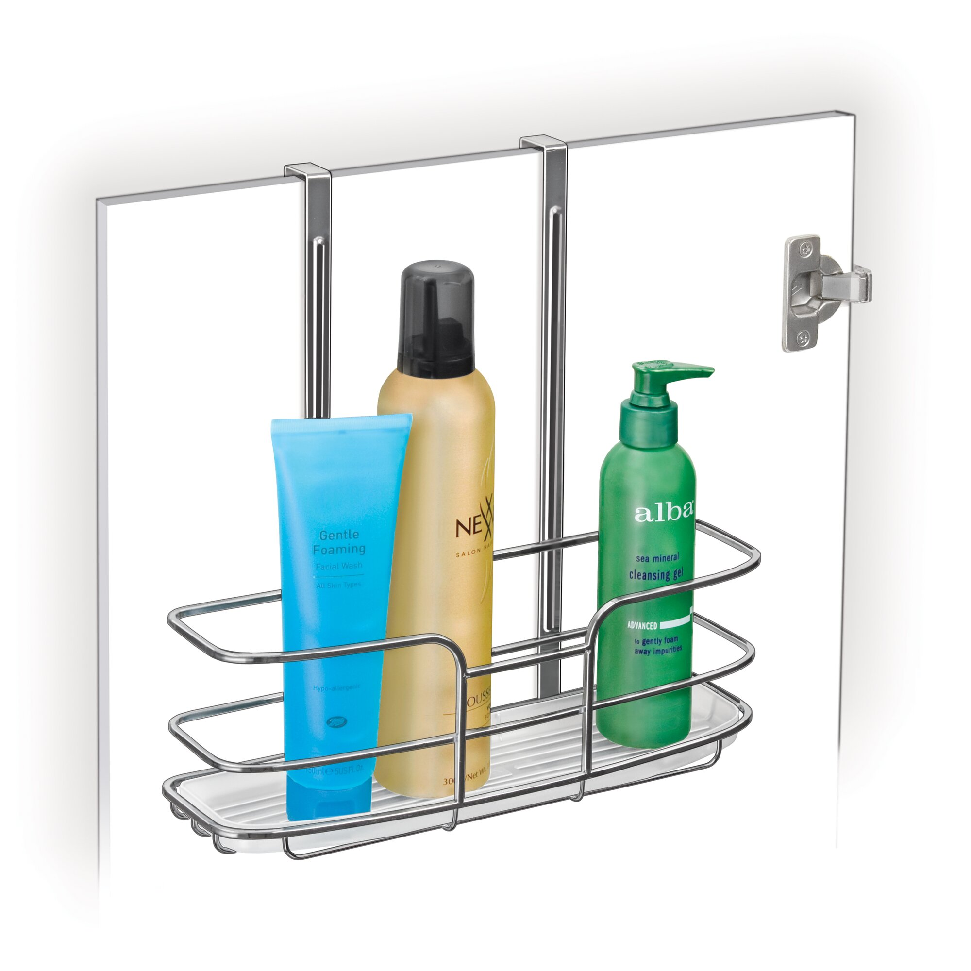 Lynk Tall Over Cabinet Door Organizer Reviews – Over Cabinet Door Storage