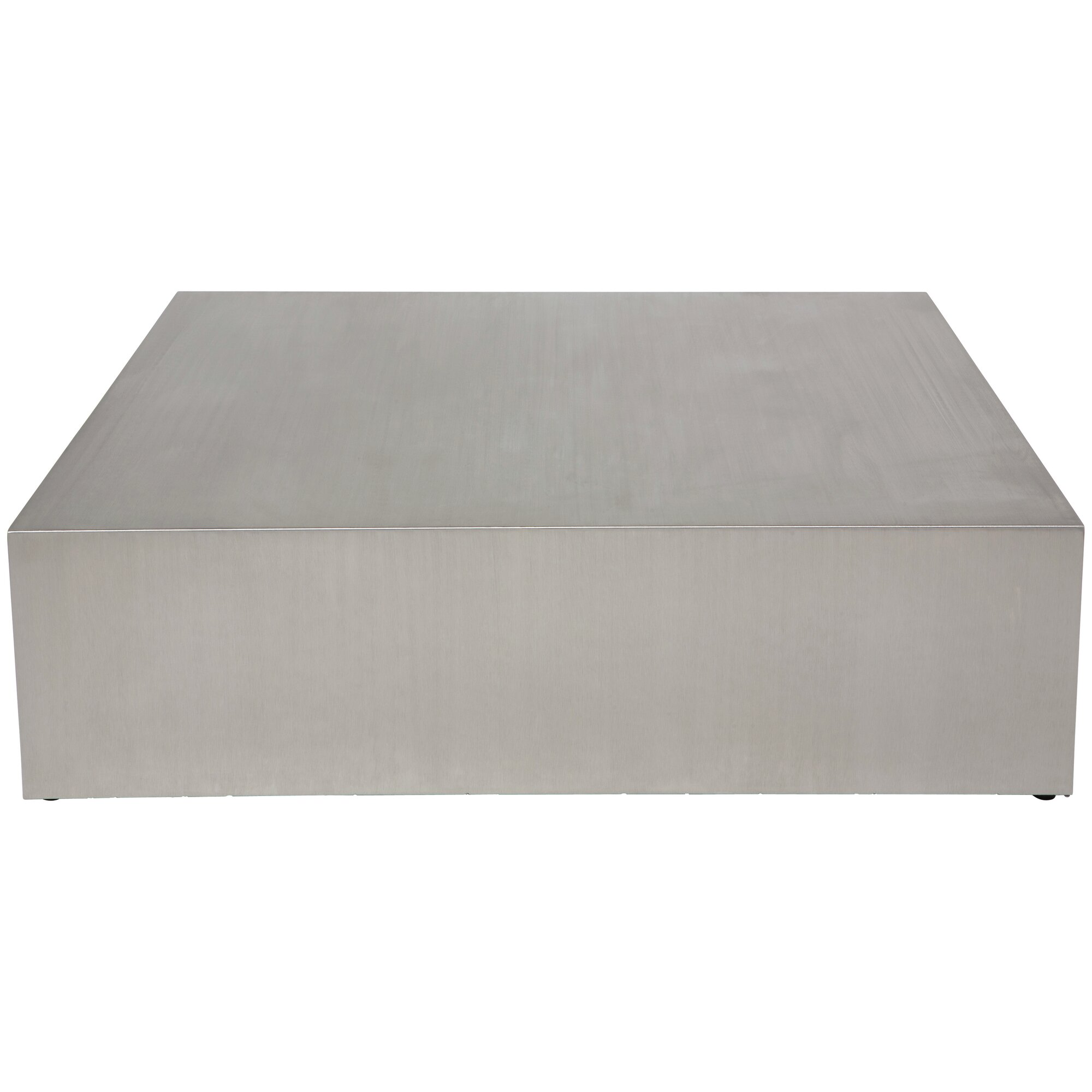 Silver Drum Coffee Table Instacoffeetable