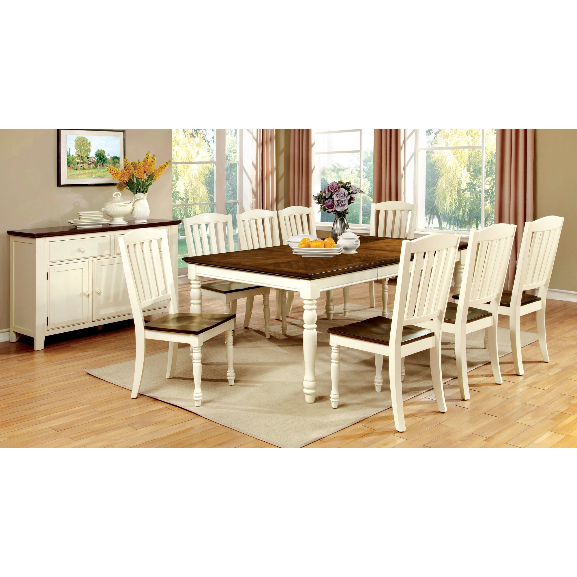 Hokku Designs Laureus Extendable Dining Table & Reviews | Wayfair