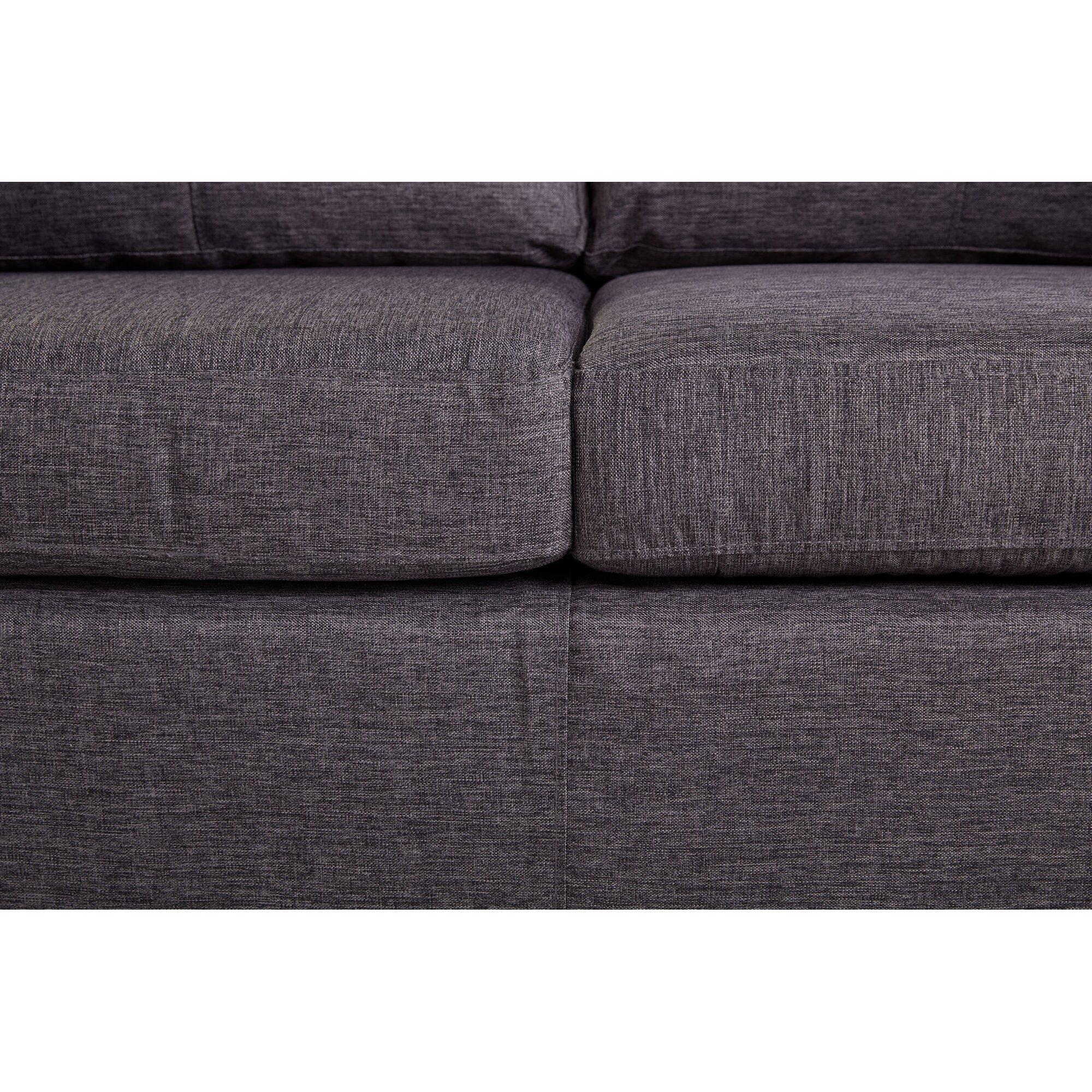 leader lifestyle 3 sitzer sofa oxford bewertungen. Black Bedroom Furniture Sets. Home Design Ideas