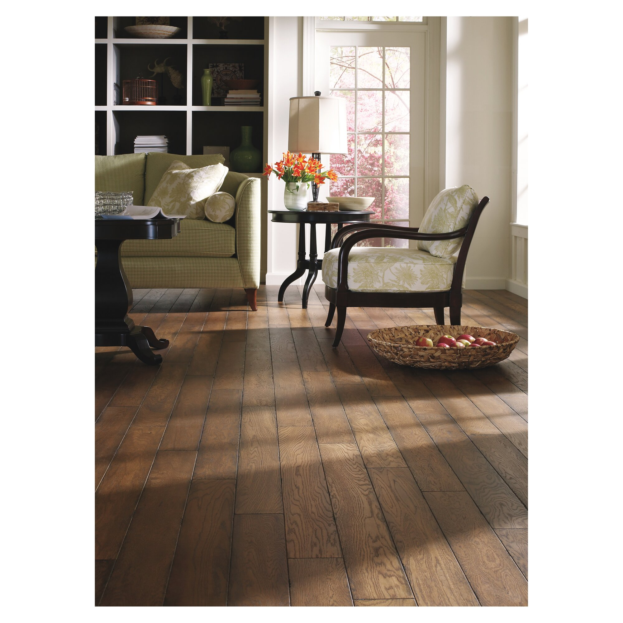 Sfi engineered wood floors reviews - 5 Engineered White Oak Hardwood Flooring In Artisan