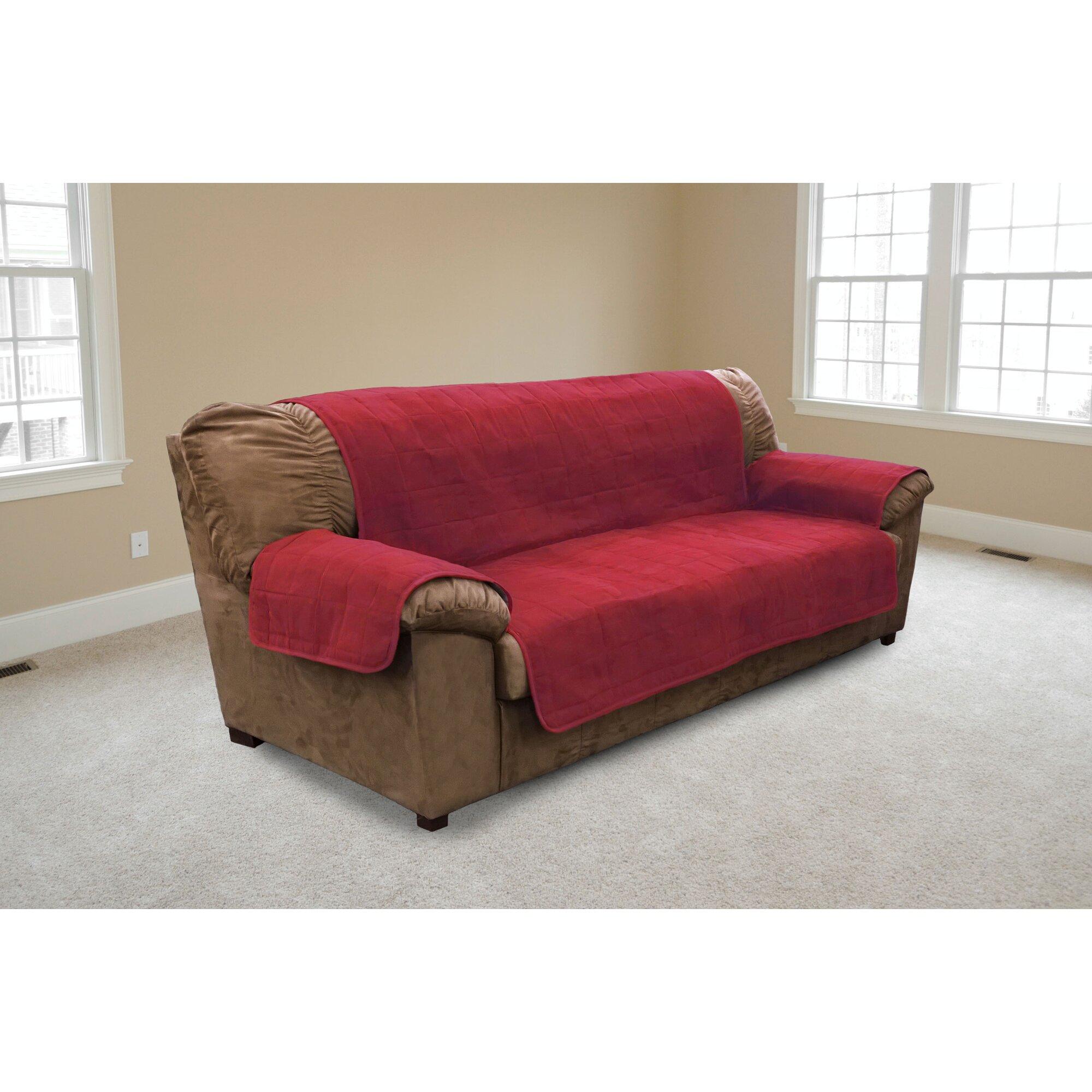 Armless Sofa Slipcover Instasofa