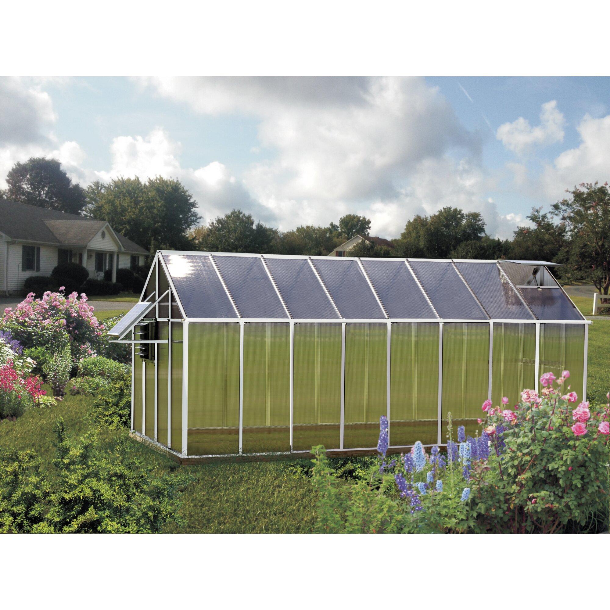 Greenhouses Garden Room  X Ft