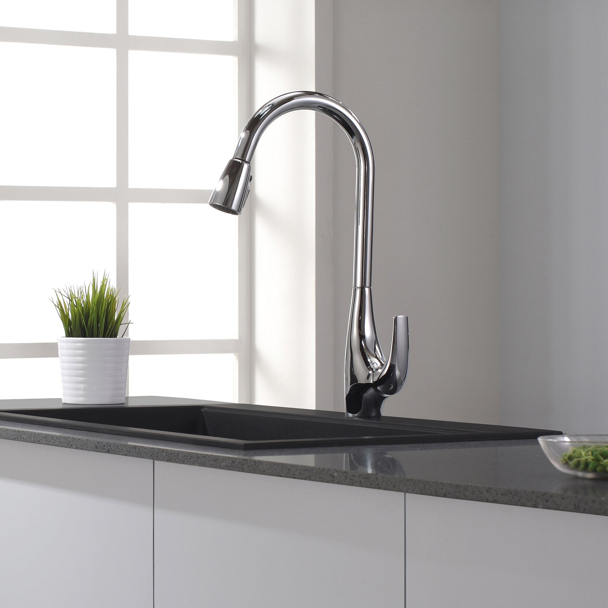 pull down kitchen faucet pfister stainless steelrustic pewter high arch single handle pull down kitchen faucet with dual function sprayer