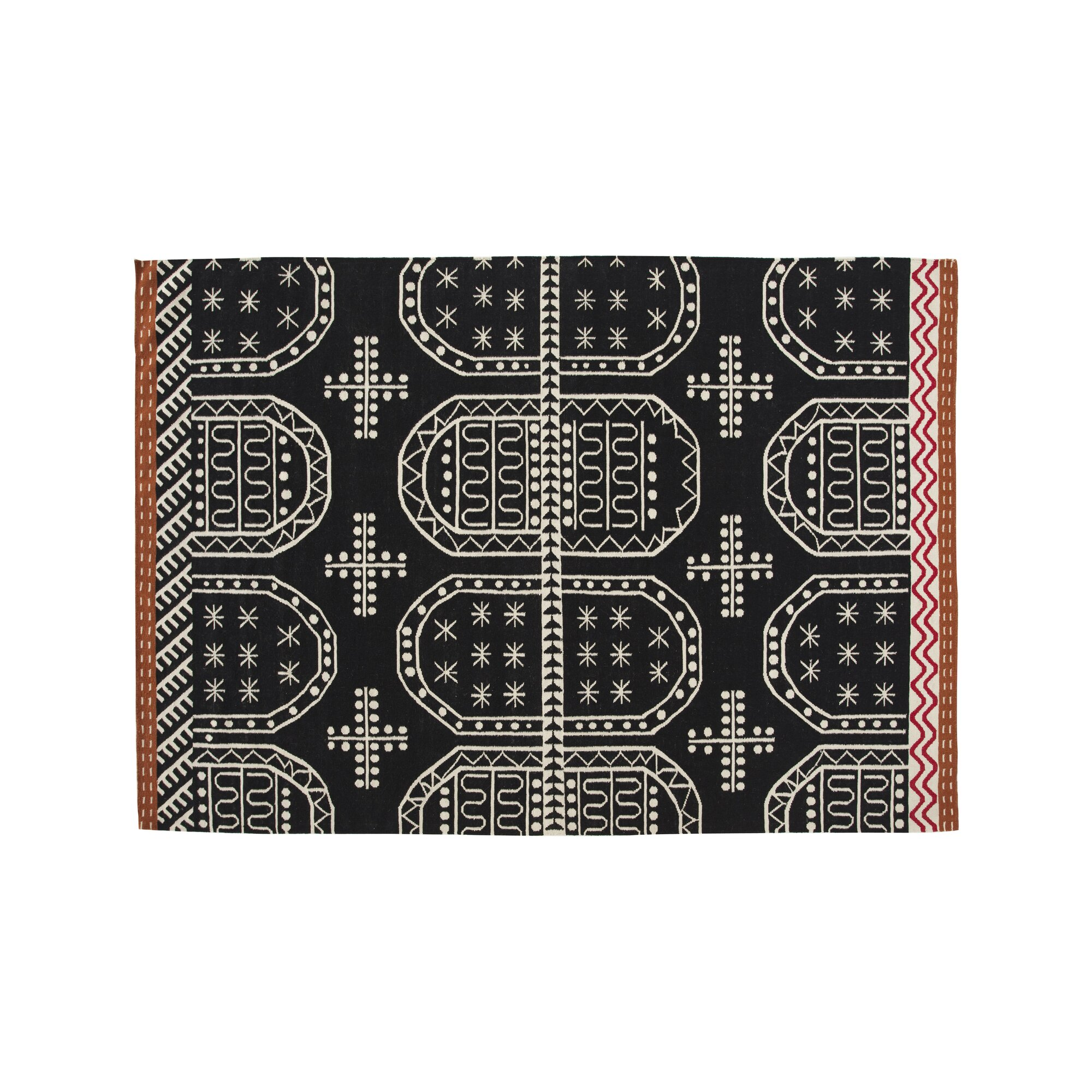 Gan Rugs Kilim Tasili Area Rug Amp Reviews Wayfair
