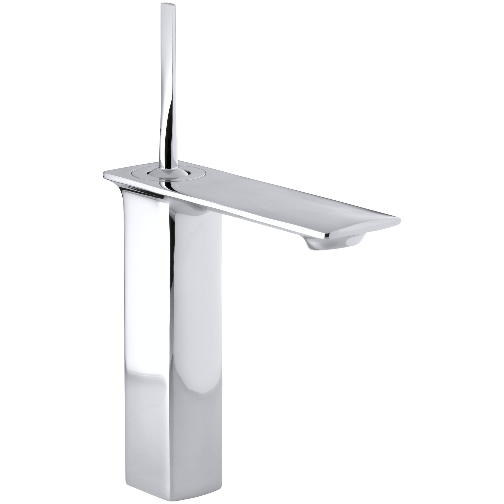 Stance Tall Single Hole Bathroom Sink Faucet