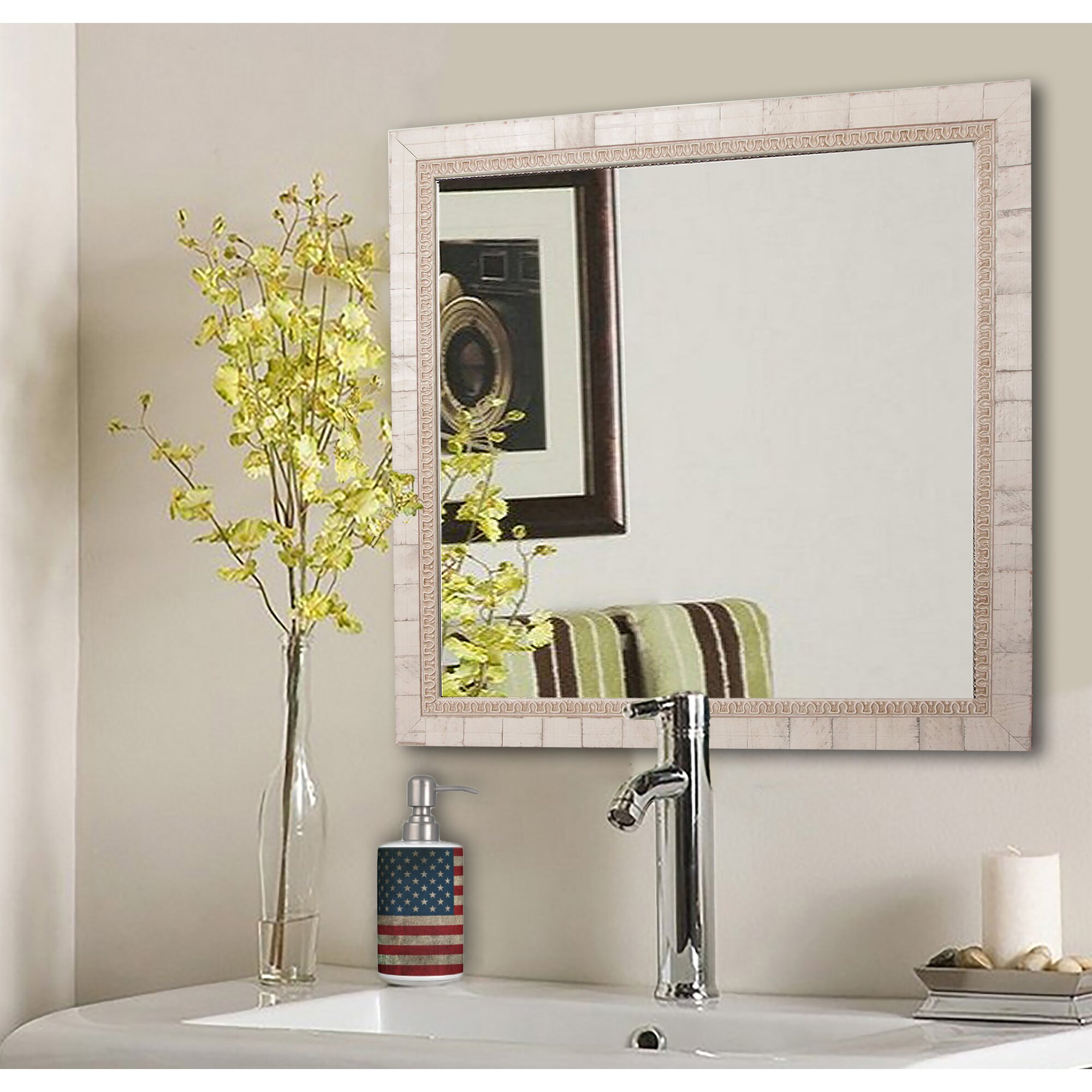 lovely bathroom wall mirrors http