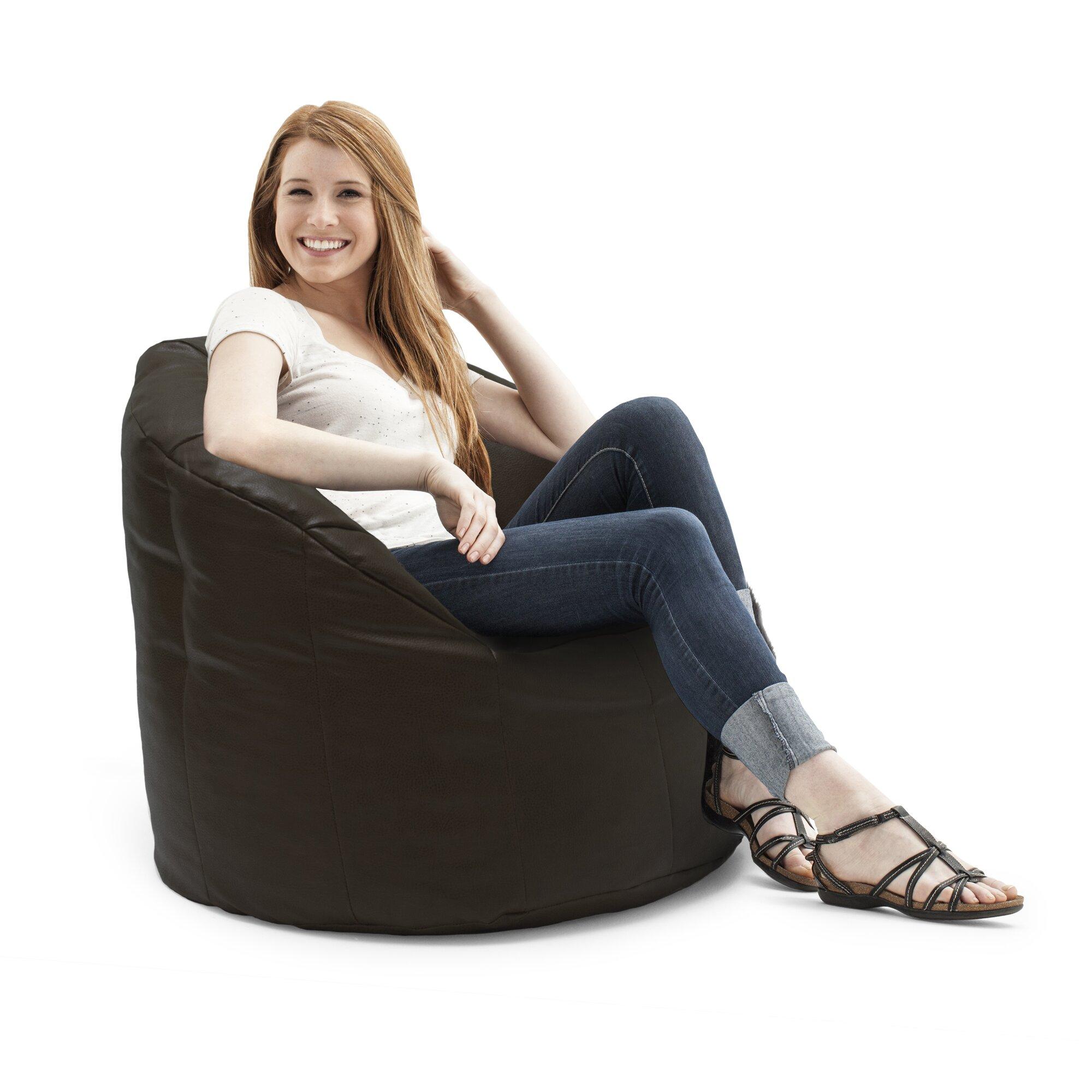 Big joe lumin chair blue - Big Joe Lumin Chair Green Big Joe Milano Bean Bag Lounger