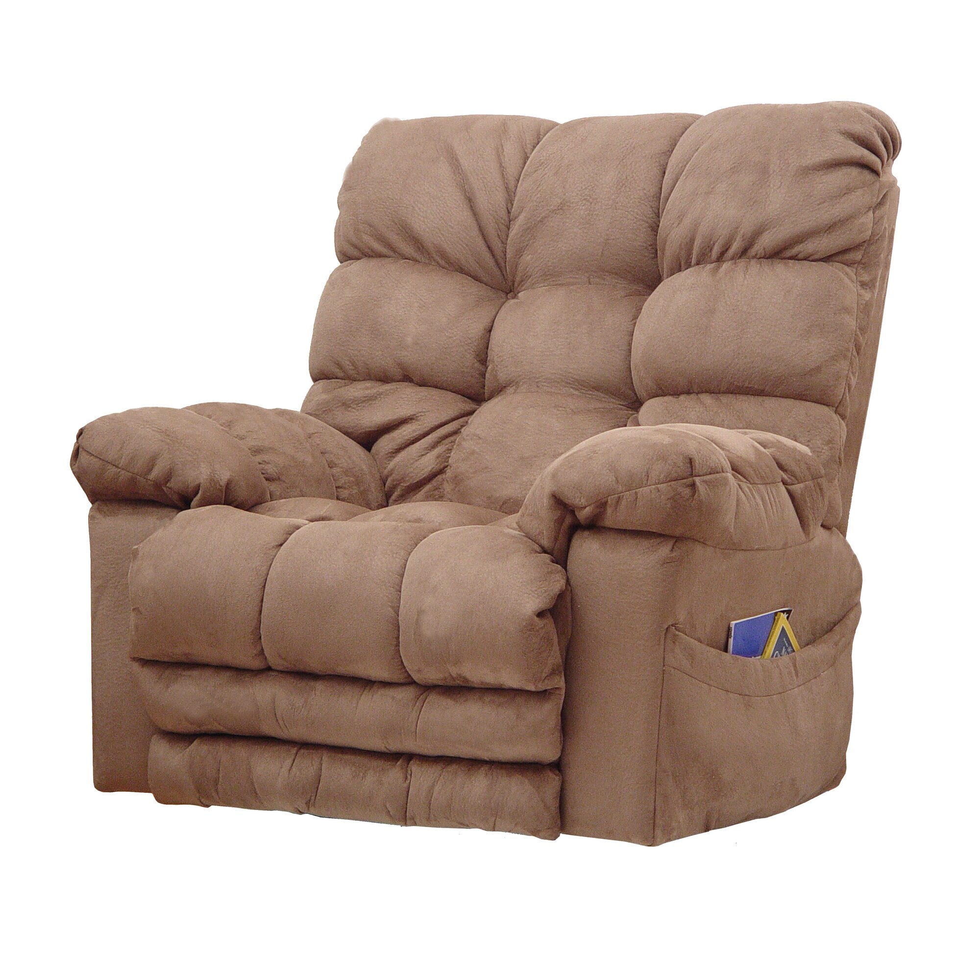 Magnum Chaise Recliner  Massage Chairs You ll Love Wayfair. Rent Recliners And Accent Chairs Akron   deathrowbook com