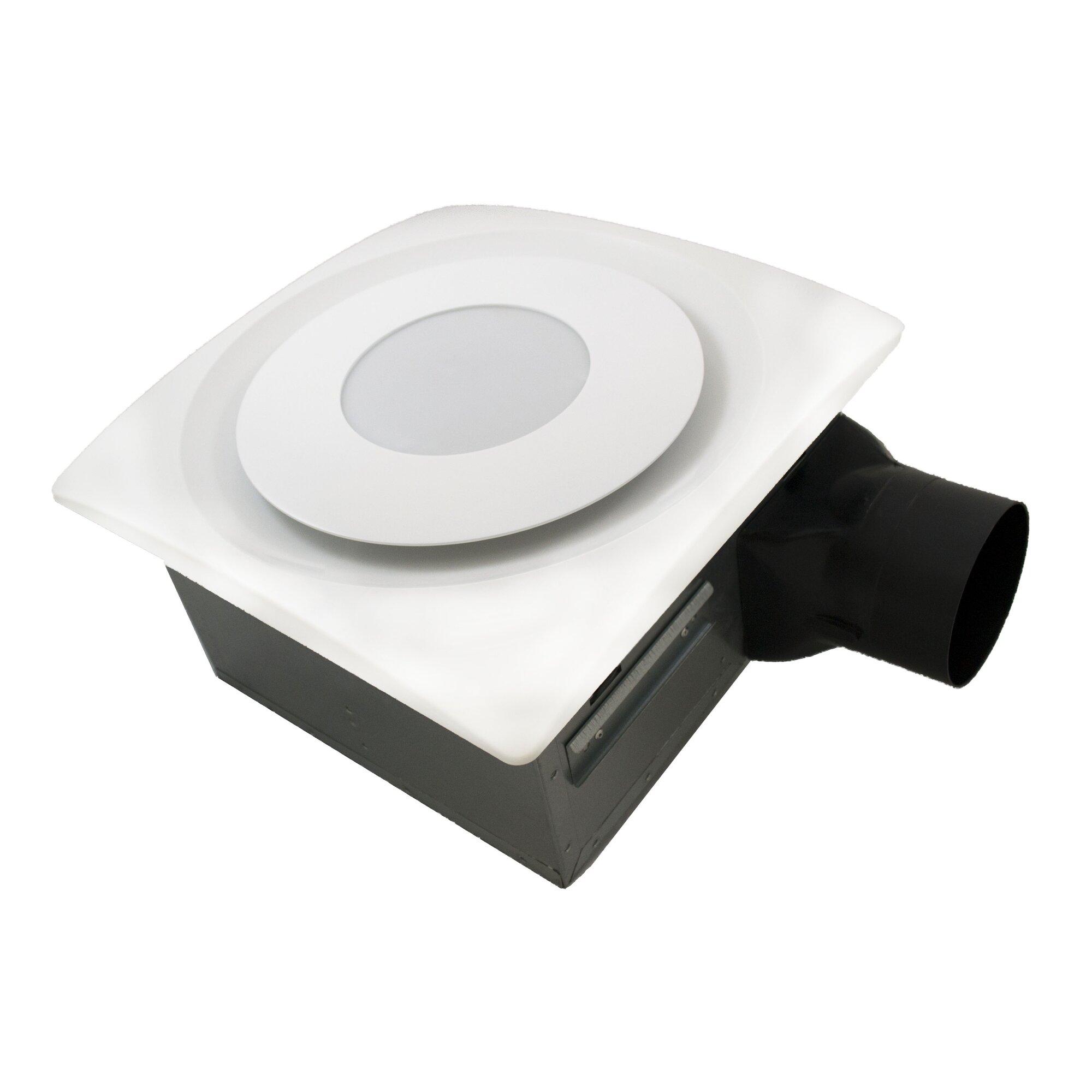 Quick View Slimfit 90 Cfm Bathroom Fan
