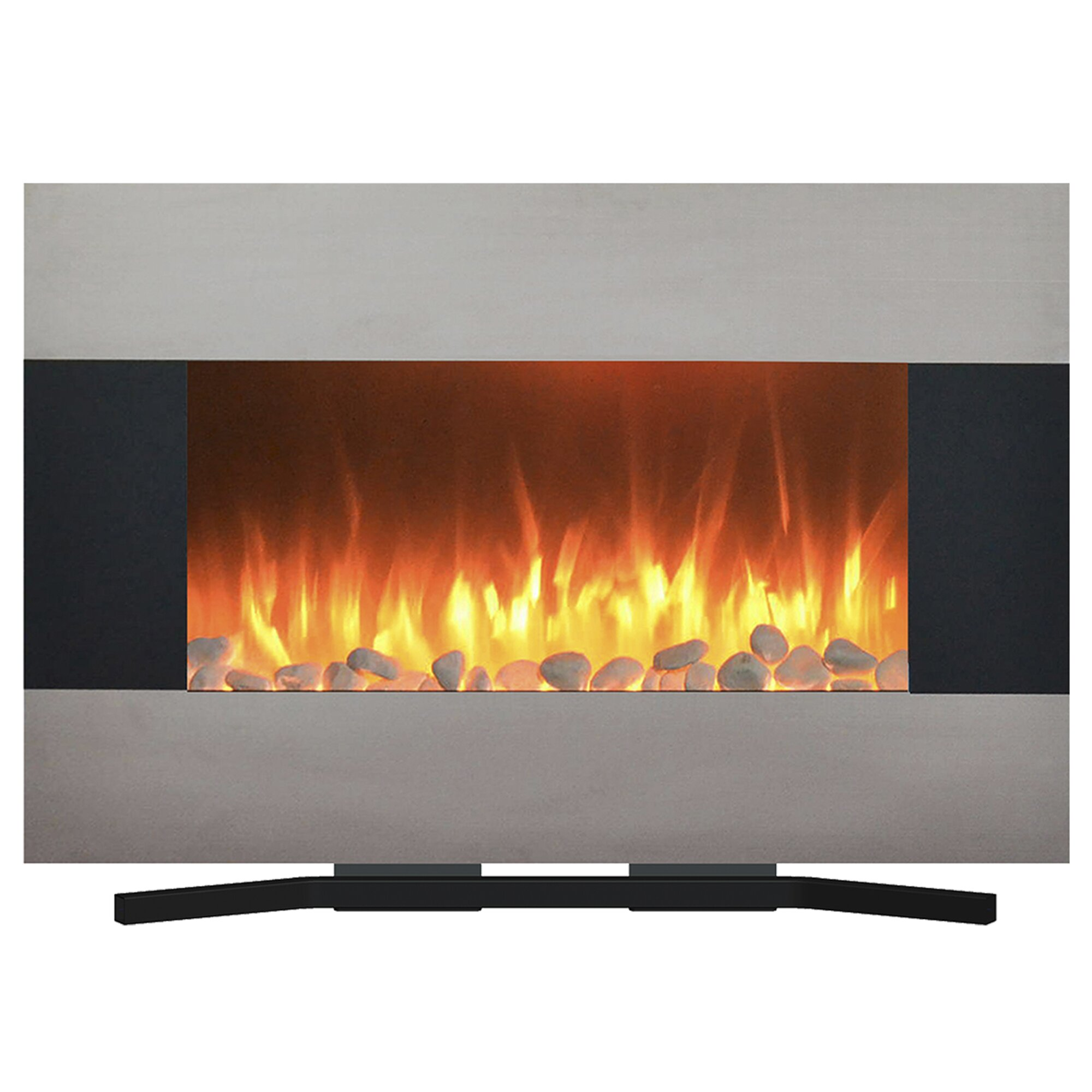 Bedroom electric fireplace - Wall Mount Electric Fireplace