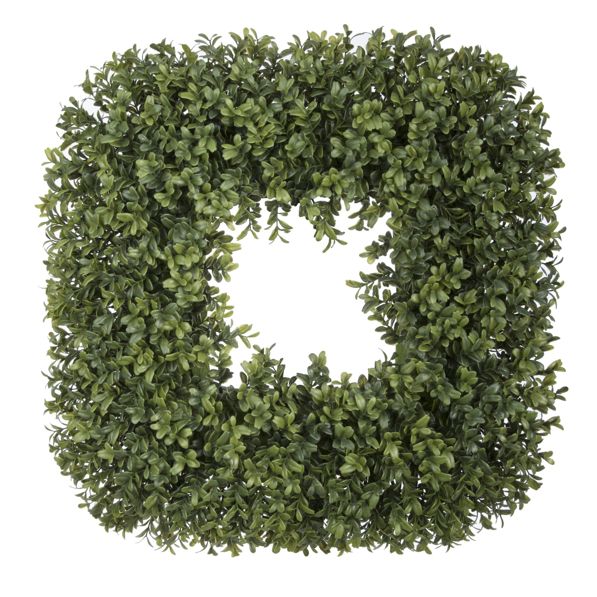 Artificial Boxwood Wreath For Sale - 19 artificial boxwood wreath