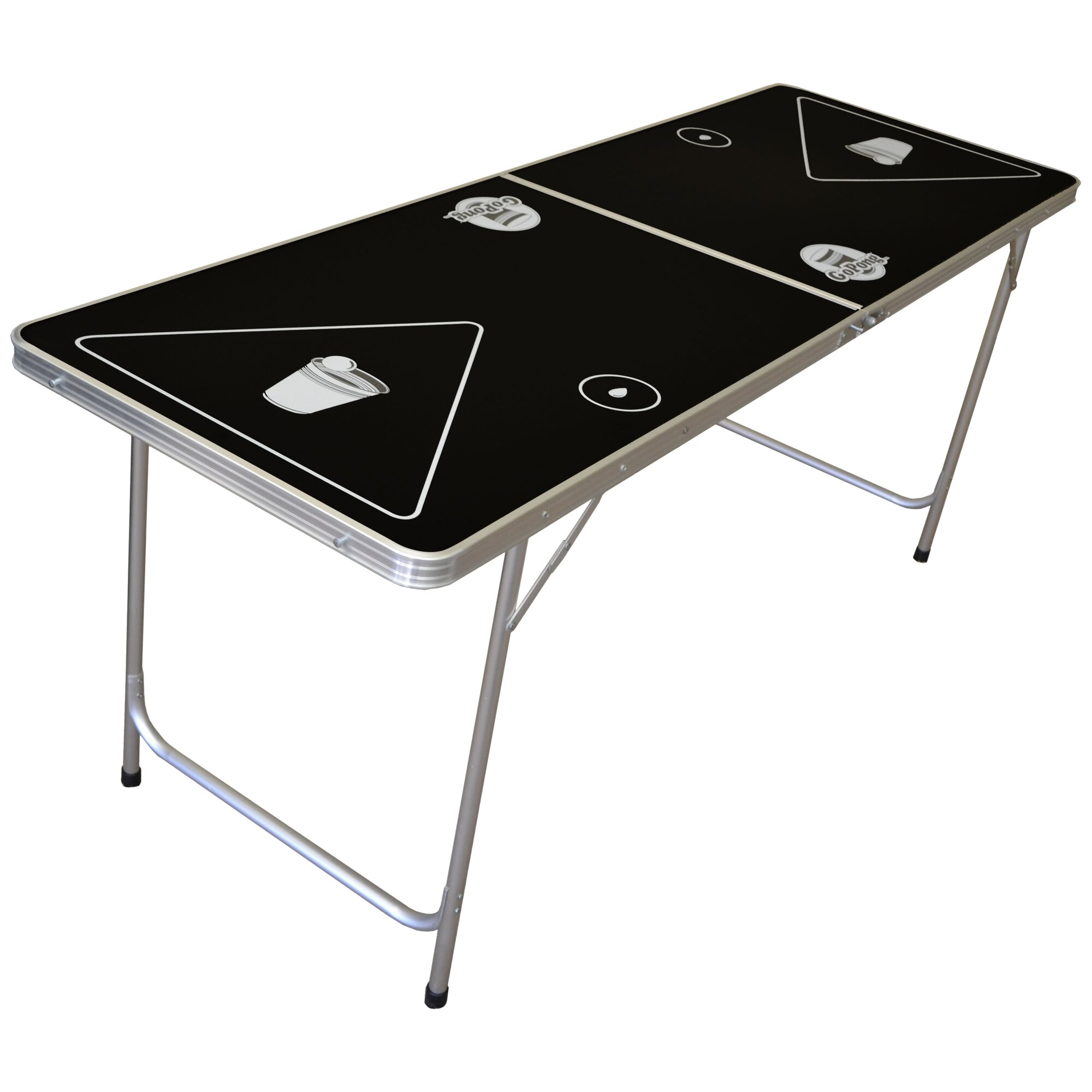 Beer pong table dimensions - Portable Beer Pong Table